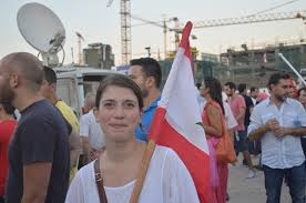 beyrouth manif femme