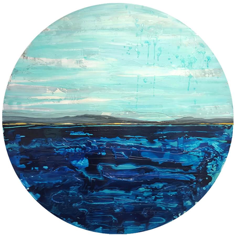 Navigate the Restless Blue.