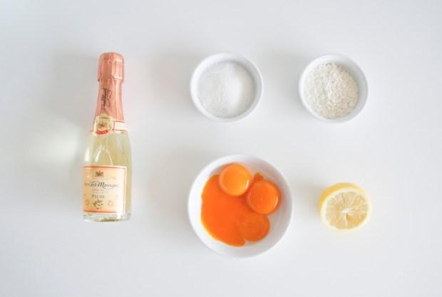 minis éclairs au champagne - VeryCake