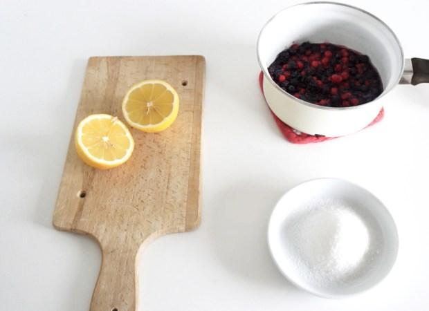 recette coulis de fruits rouges ingrédients