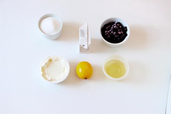 pavlova myrtille mascarpone ingrédients