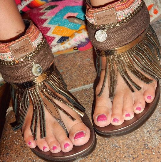 My Ibiza-sandals