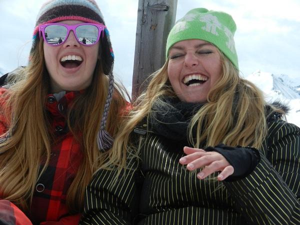 Lachen met Ashley #1 (2013, Oostenrijk)