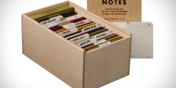 Field Note Box