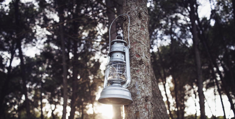 Lanterne Feuerhand 276