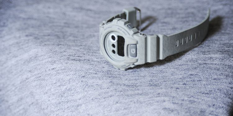 g shock heather gris chiné