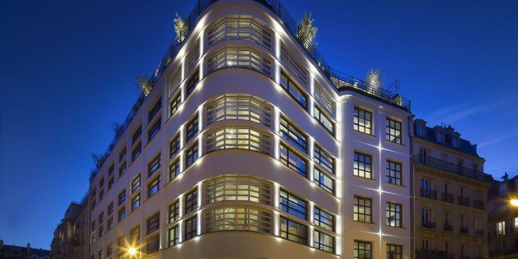 cinq codet hotel architecture