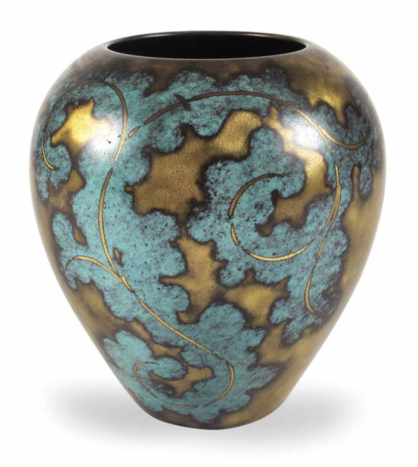 Vase Wmf Ikora Metall Buy At Online Auction At Veryimportantlot Com Auction Catalog