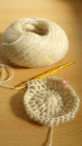 Japanese knitting needles and a new project