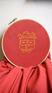 More embroideries!
