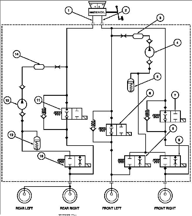 chevy silverado wiring schematic diagram at 2003