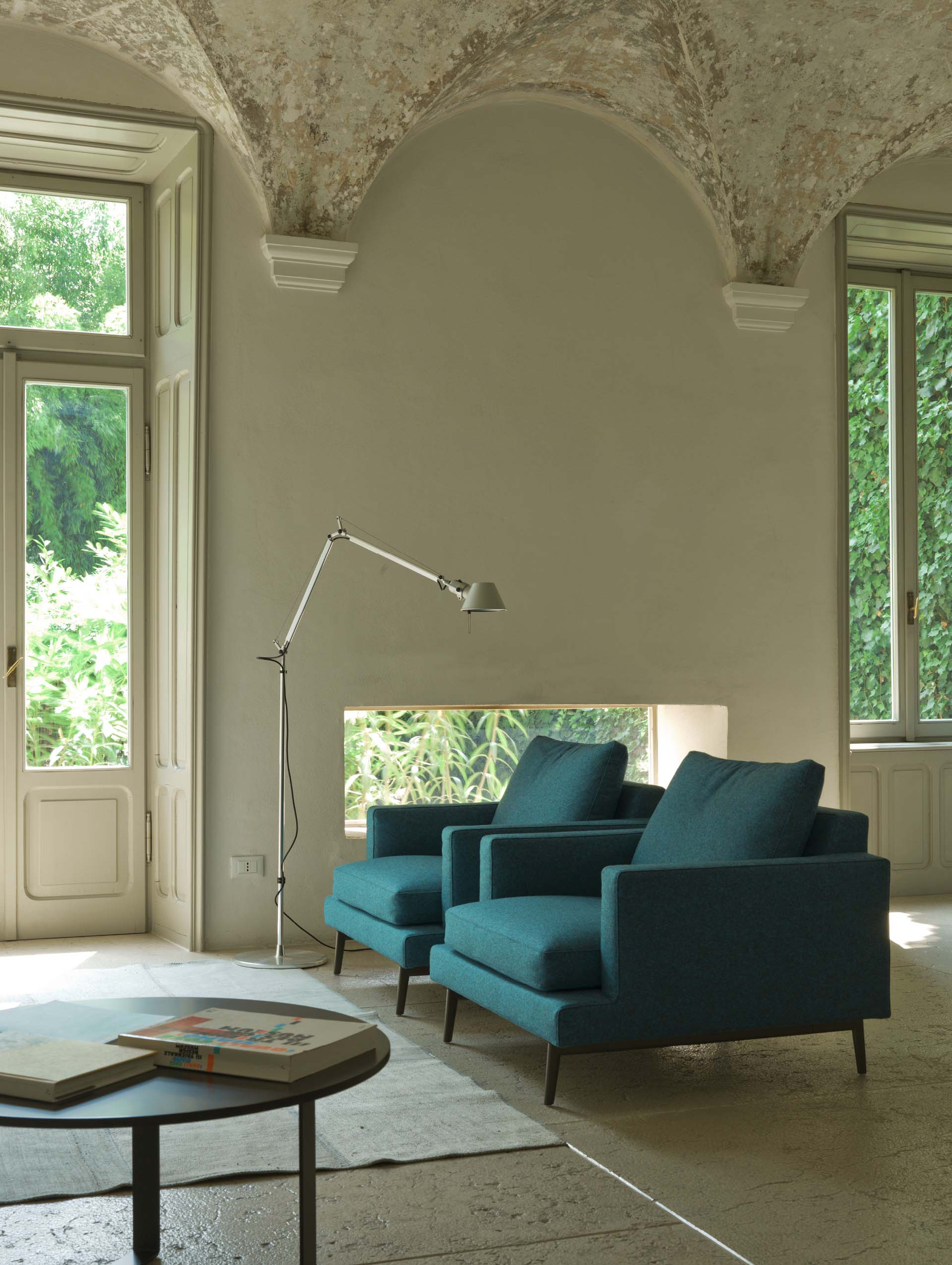 Verzelloni Sessel Larsen Armchair Verzelloni The Elegance That Refers To The