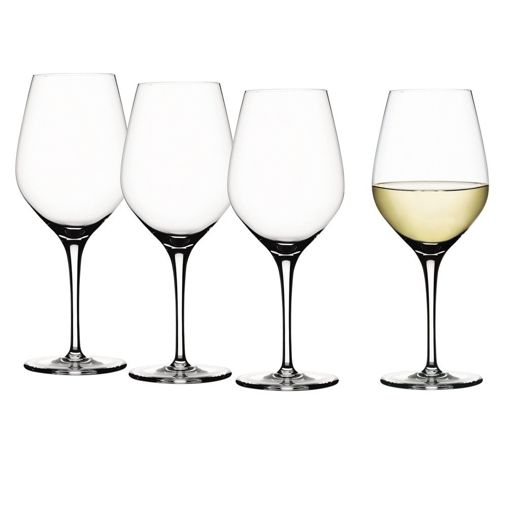 Photo De Verre De Vin Verres Vin Blanc Authentis X4