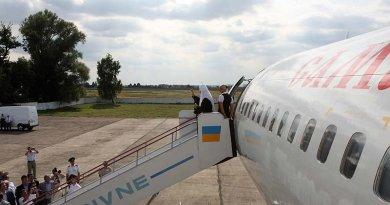 Ровно аэропорт