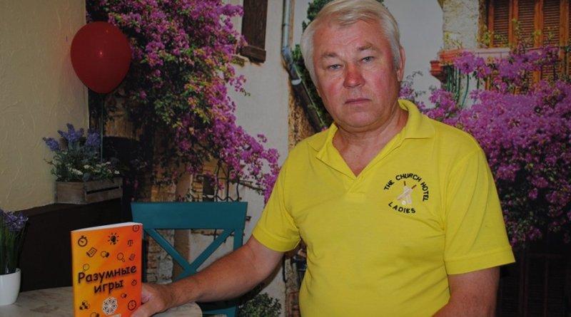 Микола Яковлев: «Зацікавити навчанням допомогли ігри»
