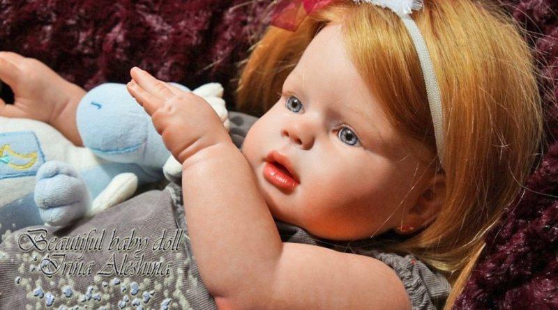 Ирина Алешина: «Чтобы кукла получилась красивой, ее нужно любить»