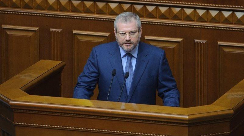Выступая с парламентской трибуны Вилкул сказал