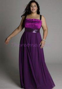 vestidos de fiesta para gorditas con busto grande (6)