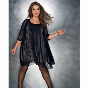 vestidos de fiesta para gorditas 2013 (14)