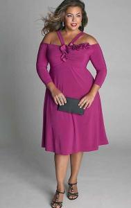 vestidos de fiesta para gorditas a la moda (6)