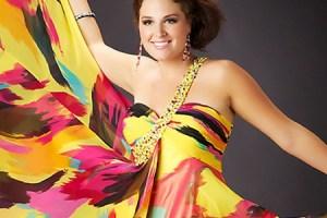 vestidos de fiesta para gorditas modelos (10)