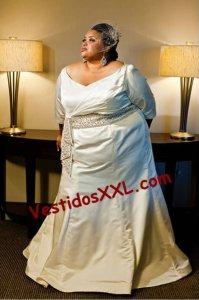vestidos de fiesta para señoras gorditas de 50 años (4)