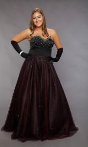 vestidos de fiesta para gorditas sencillos (6)