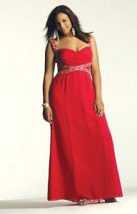 vestidos de fiesta para gorditas varios (10)