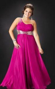 cómo reutilizar vestidos de fiesta para gorditas (2)
