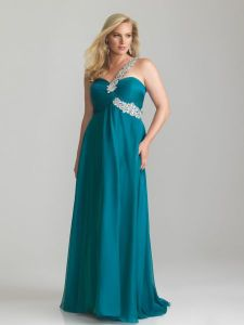 Fotos de vestidos de fiesta para gorditas (13)
