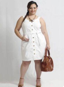 Vestidos informales para gorditas (10)