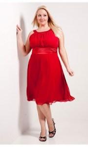 Vestidos rojos para gorditas (11)