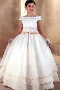 Vestidos de primera comunión para gorditas (13)