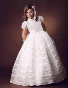 Vestidos de primera comunión para gorditas (7)