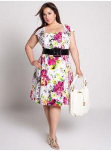 Hermosos vestidos de fiesta para gorditas a la moda (3)