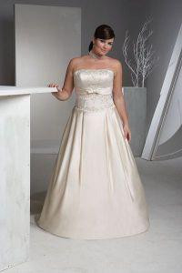 Hermosos vestidos de novia para gorditas  (25)