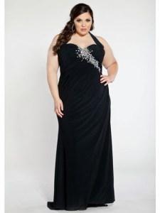 Imágenes de vestidos de noche para gorditas (2)