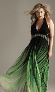 Imágenes de vestidos de noche para gorditas (8)