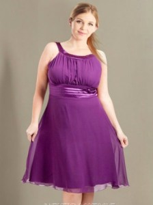 Vestidos de fiesta para gorditas barrigonas (6)