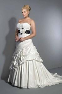Hermosos vestidos para novias gorditas (10)