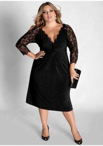 Opciones de vestidos de fiesta para gorditas (1)