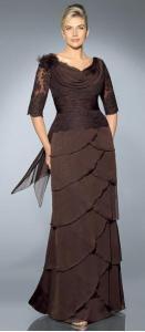 Opciones de vestidos de fiesta para gorditas (14)