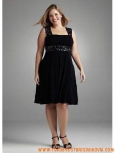 Opciones de vestidos de fiesta para gorditas (6)