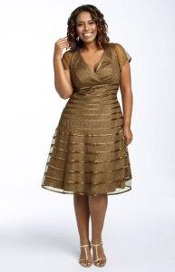 Vestidos de fiesta para gorditas para celebraciones informales (7)