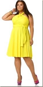 15 opciones de vestidos de fiesta para gorditas cortos para año nuevo (8)