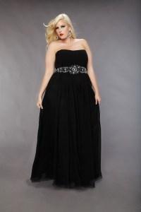 15 opciones de vestidos de fiesta para gorditas de gala (13)