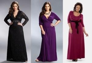 15 opciones de vestidos de fiesta para gorditas de gala (2)