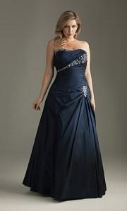 15 opciones de vestidos de fiesta para gorditas de gala (6)