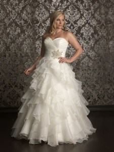 Hermosos vestidos para novia (2)