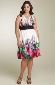 Vestidos para gorditas a la moda (3)